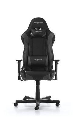 купить Gaming кресло DXRacer Racing GC-R001-NG-W1, Black/Black/Black в Кишинёве