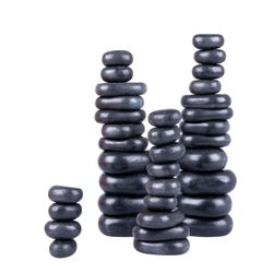 Лавовые (базальтовые) камни (36 шт.) inSPORTline Basalt Stone 11190 (под заказ)
