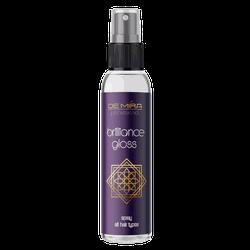 Spray-luciu pentru toate tipurile de păr, ACME DeMira Brilliance Gloss, 160 ml.