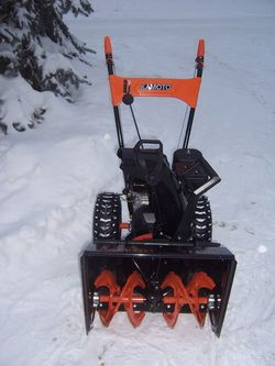 Снегоуборщик Kamoto ST6550