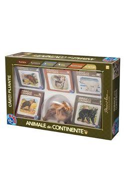 Настольная игра Animale din Continente, код 41313