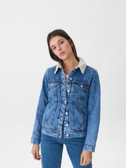 Куртка HOUSE Синий ut522-50j