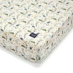 Простынь хлопковая La Millou Zoo Turtles 60×120 см