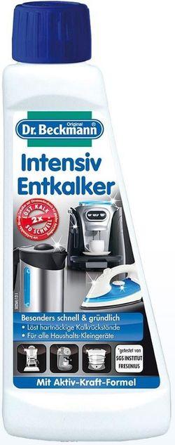 купить Аксессуар для кофеварки Dr.Beckmann 004632 Интенсивный антинакипин, жидкость 250мл(6310) в Кишинёве