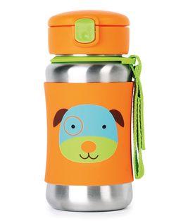 Термоc-поильник с трубочкой Skip Hop Zoo Dog