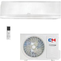 cumpără Aparat aer condiționat split Cooper&Hunter CH-S24FTXN-PW/S Nordic Premium WiFi R32 White/Silver în Chișinău