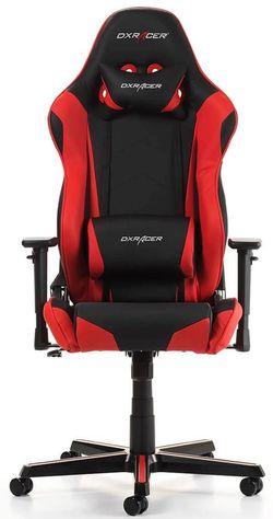 купить Gaming кресло DXRacer Racing GC-R0-NR-Z1, Black/Red в Кишинёве