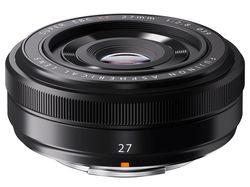 купить Объектив FujiFilm XF27mm F2.8 R black PH в Кишинёве