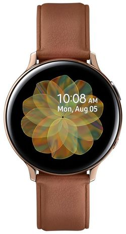 купить Смарт часы Samsung SM-R820 Galaxy Watch Active2 44mm SS Gold в Кишинёве