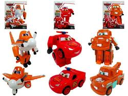 Машина-трансформер Cars