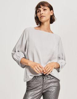 Блуза OPUS Серый