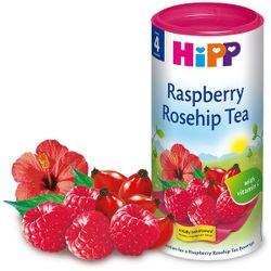 Детский чай Hipp малина с шиповником (6+ мес.), 200 г