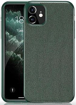 купить Чехол для смартфона Helmet iPhone 11 Pro Max Green Nylon TPU Case в Кишинёве