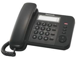 Проводной телефон Panasonic KX-TS2352UAB