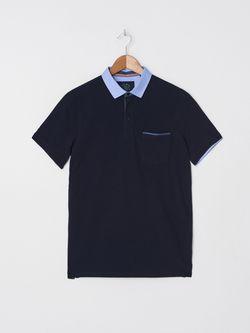 Tricou HOUSE Albastru inchis yo523