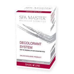 DECOLORANT SYSTEM — Продукт для полного удаления краски с волос SPA MASTER 240ml