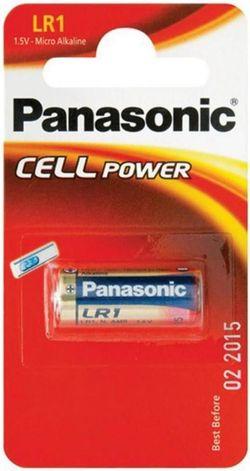 купить Батарейка Panasonic LR1L/1BE в Кишинёве