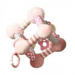 Развивающая игрушка Babyono Cube rose