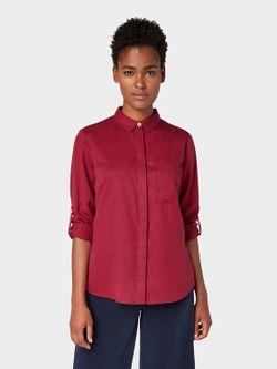 Блуза Tom Tailor Бордо 1013610