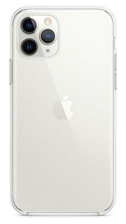 купить Чехол для смартфона Helmet iPhone 11 Pro, Clear Soft Case в Кишинёве