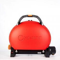 Газовый гриль O-GRILL 500T, красный