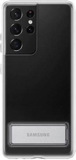 cumpără Husă pentru smartphone Samsung EF-JG998 Clear Standing Cover Transparency în Chișinău