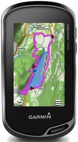 cumpără Navigator GPS Garmin Oregon 750t TopoActive Europe în Chișinău