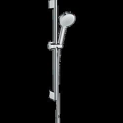 Crometta 100 Set Duș manual Vario cu bară 65 cm