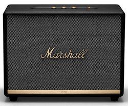cumpără Boxă portativă Bluetooth Marshall Woburn II Black (1001904) în Chișinău
