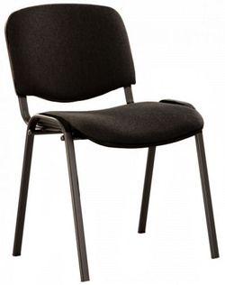 Офисное кресло Новый стиль ISO Black С38 Gray