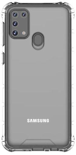 cumpără Husă pentru smartphone Samsung GP-FPM315 KD Lab M Cover Transparency în Chișinău
