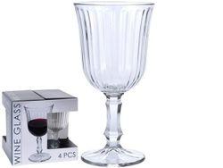 Set pahare pentru vin rosu
