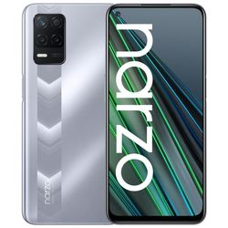 cumpără Smartphone Realme Narzo 30 5G 4/128GB Silver în Chișinău