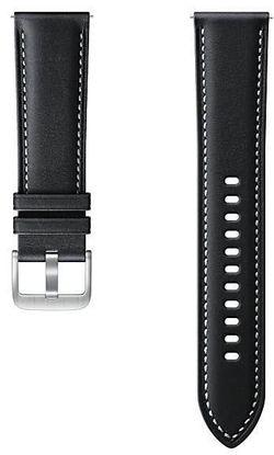 cumpără Accesoriu pentru aparat mobil Samsung ET-SLR84 Leather Band Black în Chișinău