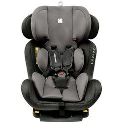 Car Seat Kikka Boo 0-1-2-3 (0-36 kg) 4 Safe + Isofix Black 2020