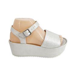 Sandale Dame (36-40) argintiu /8