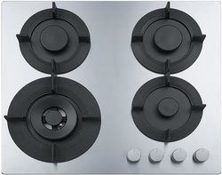 купить Встраиваемая поверхность газовая Franke 106.0541.746 FHMF 604 3G DC C Inox в Кишинёве