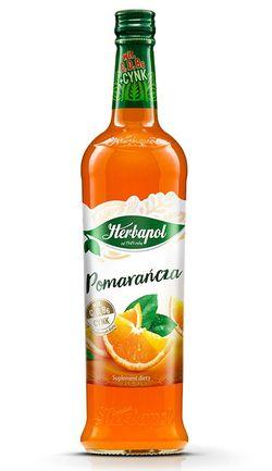 Сироп Herbapol Orange, 680 мл