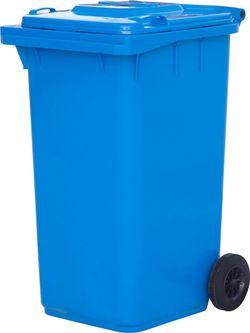 240L, Kонтейнеры для мусора, синий