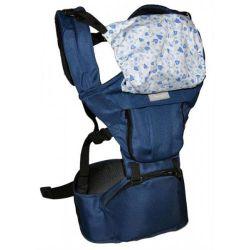 Рюкзак-кенгуру BabyGo Wombat Blue
