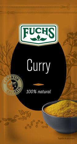 Curry Fuchs plic 20g