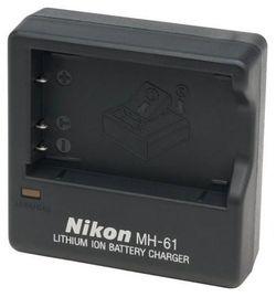 купить Зарядное устройство для фото-видео Nikon MH-61 for EN-EL5 в Кишинёве