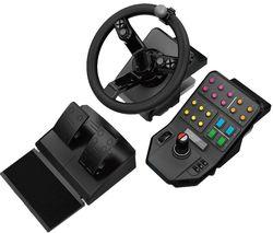 cumpără Joystick-uri pentru jocuri pe calculator Logitech G923 Racing Wheel and Pedals în Chișinău
