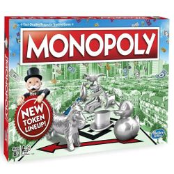 Board Game Monopoly CLASSIC (C1009) RO