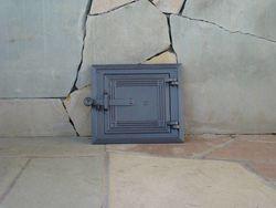 Ușa din fonta DPK5