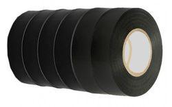 Bandă izolatoare 19mm*10m*130mc CAMAT 6buc neagră