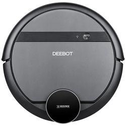 cumpără Aspirator robot Ecovacs Deebot 901 Black EU în Chișinău
