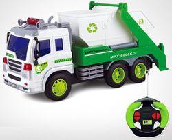 Jucărie teleghidată Wenyi 1:16 Model Truck (WY1007D)