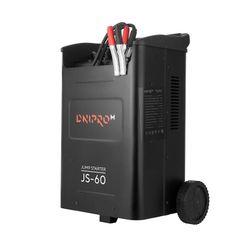 Încărcător baterii + Robot pornire Dnipro-M JS-60