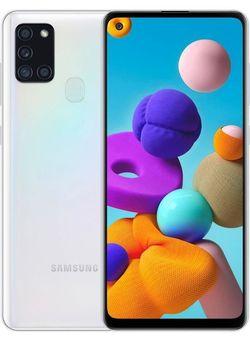cumpără Smartphone Samsung A217/32 Galaxy A21 White în Chișinău